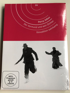 Der Vormund und sein Dichter DVD 1978 The Guardian and His Poet / Directed by Percy Adlon / Starring: Rolf Illig, Horst Raspe / The life of writer Robert Walser (9783898485784)