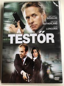 The Sentinel DVD 2006 A testőr / Directed by Clarck Johnson / Starring: Michael Douglas, Kiefer Sutherland, Eva Longoria (5996255722574)