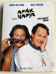Fathers' day DVD 1997 Apák napja / Directed by Ivan Reitman / Starring: Robin Williams, Billy Crystal (5996514002072)