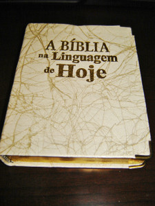 Small Portuguese Bible with maps & glossary / Biblia Sagrada