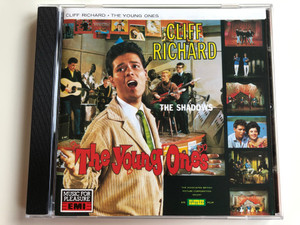 Cliff Richard – The Young Ones / Cliff Richard -The Shadows / Music For Pleasure Audio CD Stereo / CD-MFP 6020