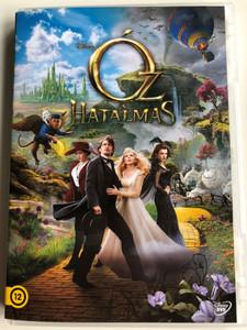Oz, the great and powerful DVD 2013 Óz, a hatalmas / Directed by Sam Raimi / Starring: James Franco, Mila Kunis, Rachel Weisz, Michelle Williams (5996514014754)