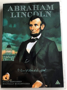 Abraham Lincoln DVD 1930 / Directed by D. W. Griffith / Starring: Walter Huston, Una Merkel / Full length Commentary, Tinting & Audio Restoration (5060000401271)