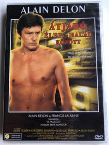 Le Passage DVD 1986 Átjáró élet és halál között / Directed by René Manzor / Starring: Alain Delon, Christine Boisson, Jean-Luc Moreau (5999545561419)