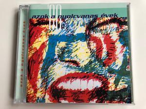 Azok A Nyolcvanas Évek / Hungaroton Audio CD 2001 / HCD 71073