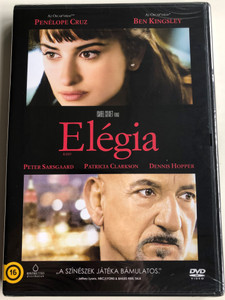 Elegy DVD 2008 Elégia / Directed by Isabel Coixet / Starring: Peter Sarsgaard, Patricia Clarkson, Dennis Hopper (5999560930320)
