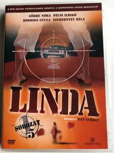 Linda Sorozat 1 Évad 5. DVD 1983 Hungarian TV Series Season 1 Disc 5 / Directed by Gát György / Starring: Görbe Nóra, Szerednyey Béla, Bodrogi Gyula, Pécsi Ildikó / 2 Episodes: Software, Pop Pokol (5999544243071)
