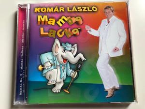 Komár László – Mambo Lackó / Hungaroton Audio CD 1999 / HCD 71003