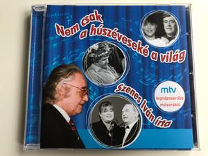 Nem Csak A Húszéveseké A Világ - Szenes Iván Írta / BMG Hungary Audio CD 2003 / 82876 541532