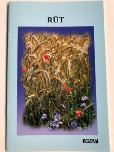Rût - The Book of Ruth in Kurdish (Kurmanji) / GBV Gute Botschat Verlag 2000 / Paperback (GBV66151)