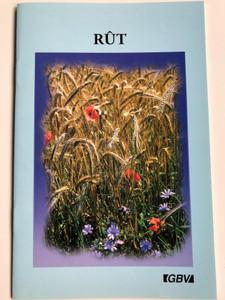 Rût - The Book of Ruth in Kurdish (Kurmanji) / GBV Gute Botschat Verlag 2000 / Paperback (GBV66151)