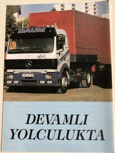 Devamli Yolculukta - Turkish edition of Ständig auf Achse / Turkish Christian booklet - Always on the move / GBV 13525 (GBV 13525 )