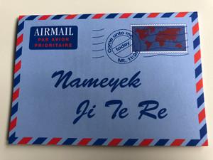 Nameyek Ji Te Re / A letter for you - Kurdish (Kurmanji) language booklet / Gute Botschaft Verlag / GBV 66401 (9783866985209)
