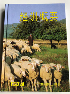 Chinese language Biblical Guide / Gute Botschaft Verlag 1998 / GBV 19663 S / Hardcover (GBV19663S)