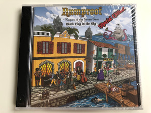 Rumproof – Rogues Of The Seven Seas + Black Flag In The Sky / Special Edition / Nail Records Audio CD 2019 / NAILCD 301