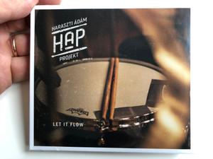 Haraszti Adam Projekt - Let It Flow / MZK Audio CD / MZK 014
