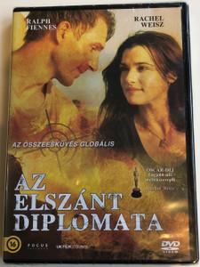 he Constant Gardener DVD 2005 Az elszánt diplomata / Directed by Fernando Meirelles / Starring: Ralph Fiennes, Rachel Weisz (5999545584296)