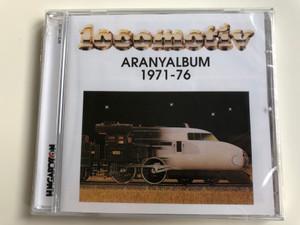 Locomotiv GT – Aranyalbum 1971-76 / Hungaroton 2x Audio CD / HCD 17551-52