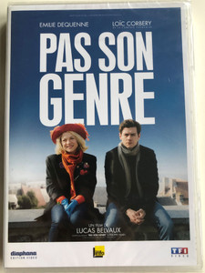 Pas son Genre DVD 2014 Not my type / Directed by Lucas Belvaux / Starring: Émilie Dequenne, Loïc Corbery (3384442263443)
