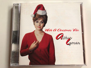 With A Christmas Vibe - Arthur Lyman / Rykodisc ‎Audio CD 1996 / RCD 50363