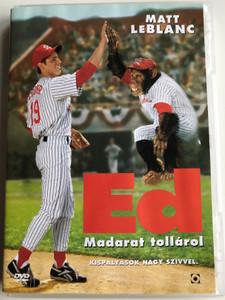 Ed DVD 1996 Ed - Madarat tolláról / Directed by Bill Couturié / Starring: Mat LeBlanc, Jayne Brook, bill Cobbs, Jack Warden (5999544254497)