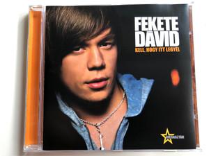 Fekete Dávid – Kell, Hogy Itt Legyél / Sony Music Audio CD 2009 / 88697530362