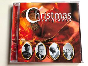 Christmas evergreens / Frank Sinatra, Bing Crosby, Louis Armstrong, The Platters / Elap Audio CD 2000 / 51583132