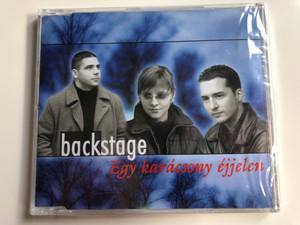 Backstage - Egy karacsony ejjelen / NewTone Audio CD 2002 / D651822