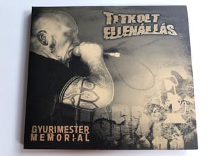 Titkolt Ellenállás – Gyurimester Memorial / Titkolt Records Audio CD 2015 / TE013-TR10