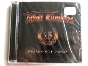 Titkolt Ellenállás – Még Mindig Ugyanaz / Titkolt Records Audio CD / TR003