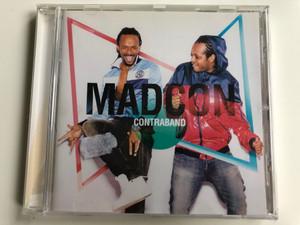 Madcon – Contraband / Sony Music Audio CD 2010 / 88697812562