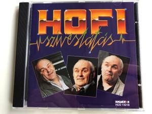 Hofi – Szíveslátás / Hungaroton Audio CD 2003 / HCD 14218