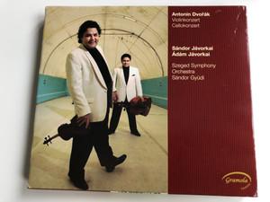 Antonin Dvorak - Violinkonzert, Cellokonzert / Sandor Javorkai, Adam Javorkai / Szeged Symphony Orchestra Sandor Gyudi / Gramola Audio CD 2009 / 98865