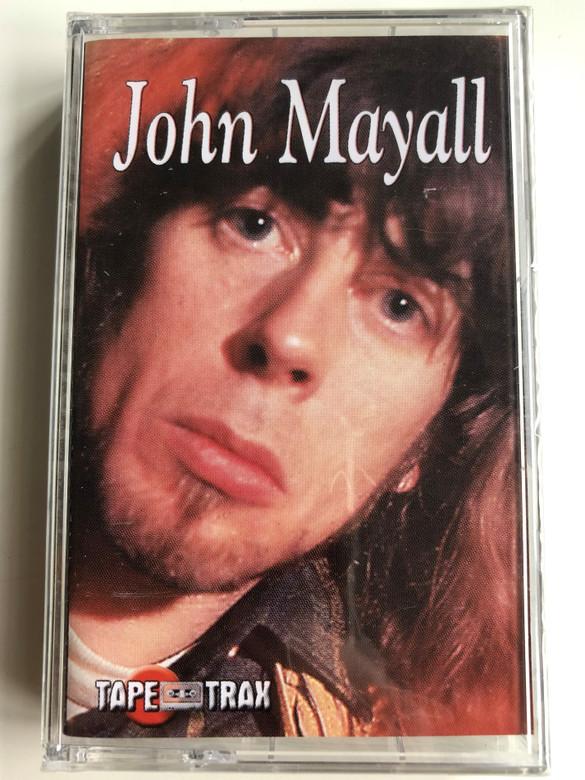 John Mayall / Tape Trax Audio Cassette / TT20185