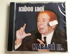 Kabos Laci - Kabare II. / RNR Media Audio CD / 07092 RNR
