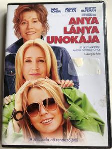 Georgia Rule DVD 2007 Anya, lánya, unokája / Directed by Gary Marshall / Starring: Jane Fonda, Lindsay Lohan, Felicity Huffman