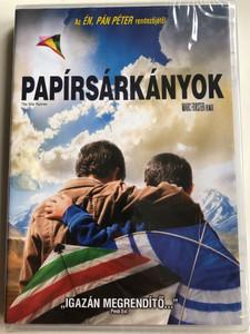 The kite runner DVD 2007 Papírsárkányok / Directed by Marc Forster / Starring: Khalid Abdalla, Zekeria Ebrahimi, Ahmad Khan (5996255726749)