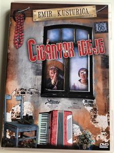 Dom za vesanje DVD 1988 Cigányok ideje / Directed by Emir Kusturica / Starring: Davor Dujmovic, Bora Todorovic, Ljubica Adzovic (5999881767681.)
