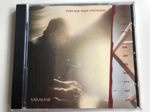 Pete Bardens – Further Than You Know / Miramar Audio CD 1993 / MPCD 2601