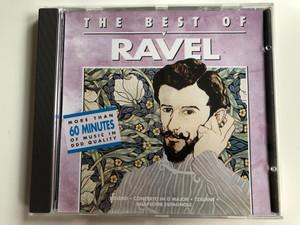 The Best Of Ravel / Bolero, Concerto In G Major, Tzigane, Rhapsodie Espagnol / Point Classics Audio CD 1995 / 2688342