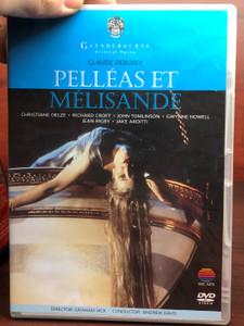 Debussy - Pelléas et Mélisande DVD Glyndebourne Festival Opera / Directed by Graham Vick / Conductor Andrew Davis / Christiane Oelze, Richard Croft, John Tomlinson, Gwynne Howell / NVC Arts 5050467832626