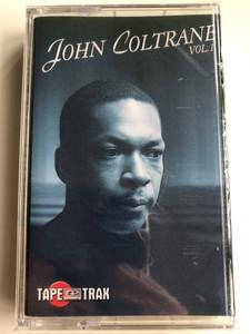 John Coltrane Vol. 1 / Tape Trax Audio Cassette / TT20106