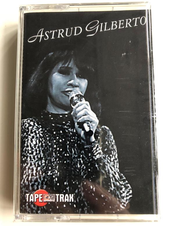 Astrud Gilberto / Tape Trax Audio Cassette / TT20112