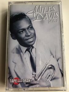 Miles Davis Vol. 1 / Tape Trax Audio Cassette / TT20107