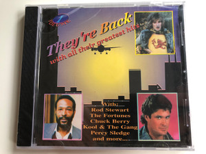 They're Back with all their greatest hits - Vol. 1 / With: Rod Stewart, The Fortunes, Chuck Berry, Kool & The Gang, Percy Sledge, and more / The Magic Collection Audio CD / MEC 949131