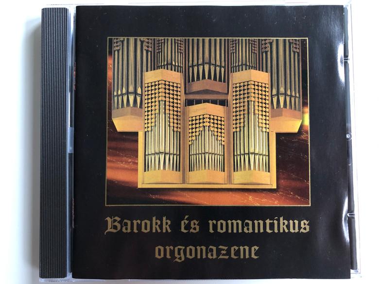 Barokk es romantikus organazene / A Tempo Classic Audio CD / ATCD 001