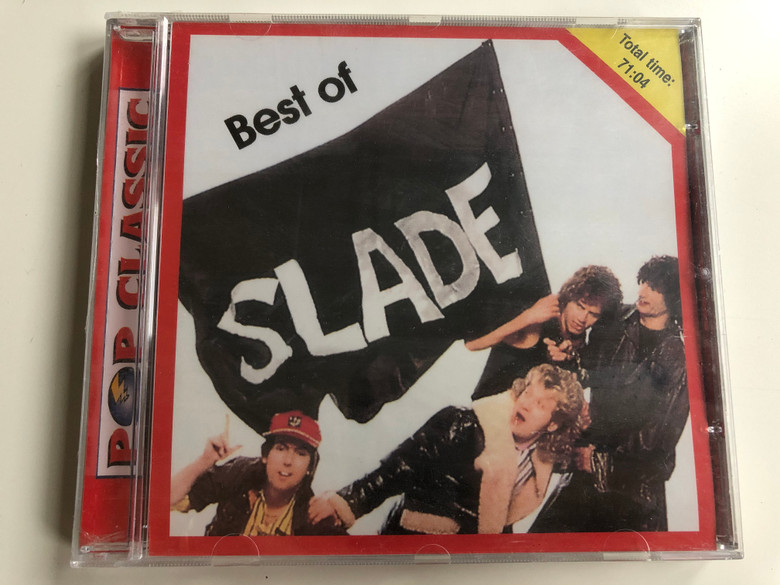 Best Of Slade / Total time: 71:04 / Pop Classic / Euroton Audio CD / EUCD-0008