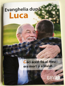Evanghelia dupa Luca / Romanian language Gospel of Luke / Gute Botschaft Verlag 2020 / GBV 110 3030 / Great for Evangelism (9783961625444)