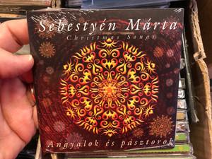 Sebestyen Marta - Christmas Songs / Angyalok es pasztorok / Gryllus Audio CD 2006 / GCD 058
