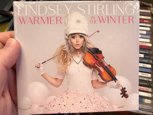 Lindsey Stirling ‎– Warmer In The Winter / Concord Records ‎Audio CD 2017 / 0888072039520